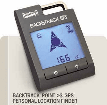 Bushnell Backtrack Point 3