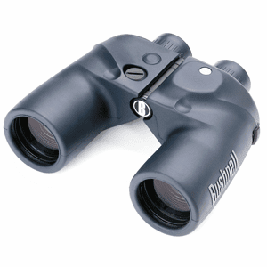 Bushnell Marine 7x50 Waterproof/Fogproof Binoculars with Illuminated Compass