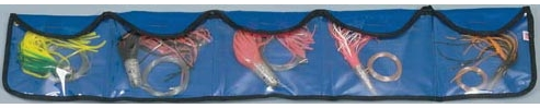C & H 5 Pocket Lure Bag