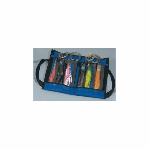 C & H 6 Pocket Lure Bag