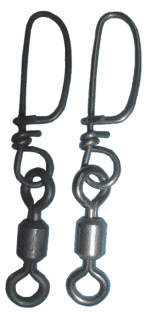 Crane Snap Swivels 1,000 Bulk Pack