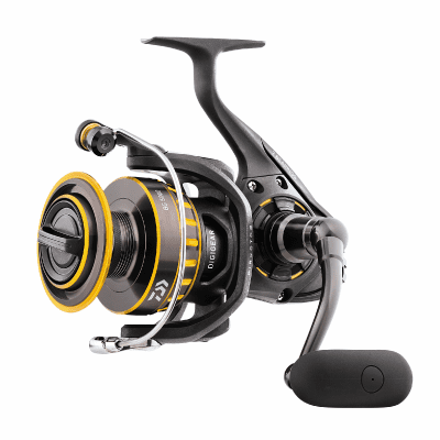 Daiwa BG6500 BG8000 Spinning Fishing Reels