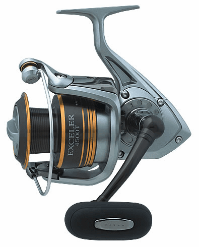 Daiwa Exceler� Heavy Action Spinning Fishing Reels