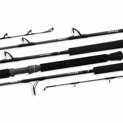 Daiwa Saltiga® G Boat Conventional Rods with Quick Grip Butt