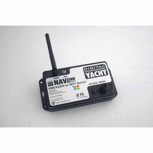 Digital Yacht NAVLink NMEA 2000 to WI FI Server