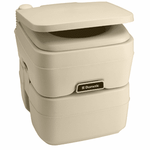Dometic - 965 MSD Portable Toilet 5.0 Gallon