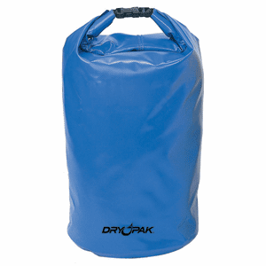 "Dry Pak Roll Top Dry Gear Bag 11-1/2"" x 19"""