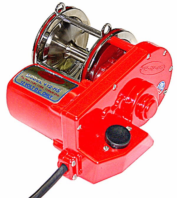 Electramate 412-HS Electric Fishing Reel