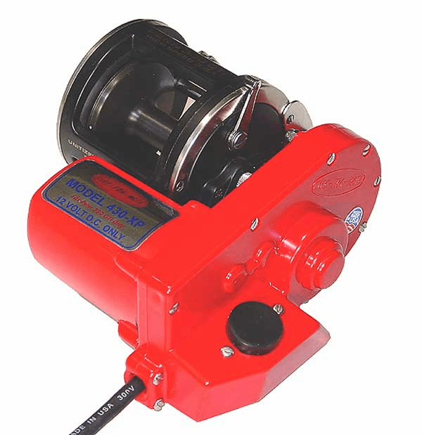 Electramate 430-XP Electric Fishing Reel