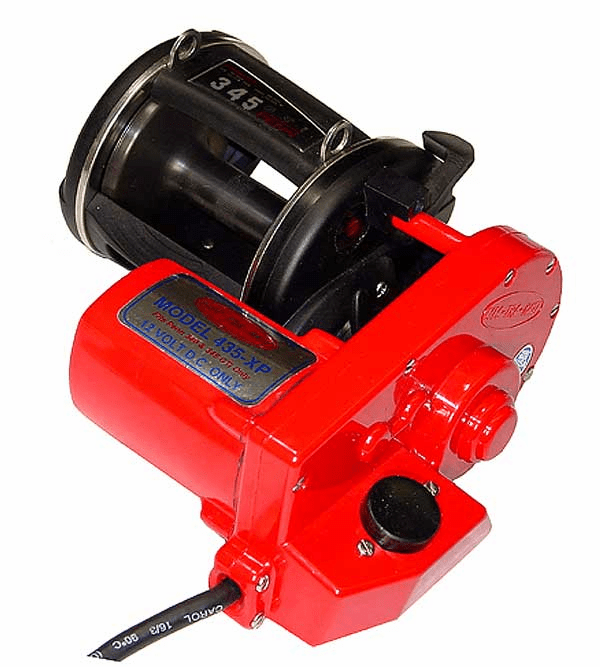 Electramate 435-XP Electric Fishing Reel