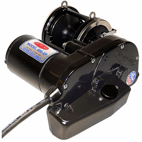 Electramate 600-XP Electric Fishing Reel