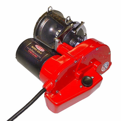 Electramate 620-D Electric Fishing Reel