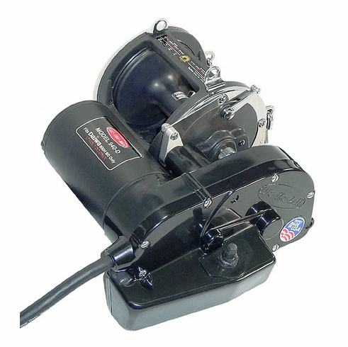 Electramate 940-D Electric Fishing Reel