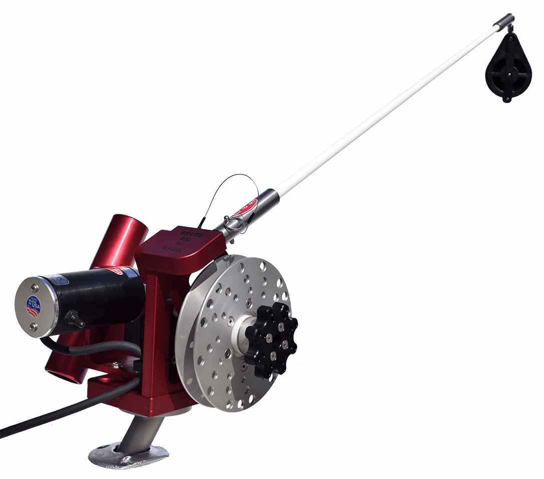 Electramate Brute 802 Electric Fishing Reel