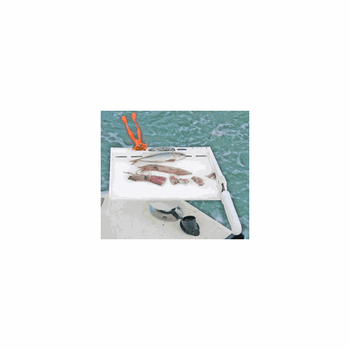 Fish-N-Drinks Bait Board & Rod Holder Combo