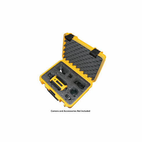 FLIR Rigid Camera Case f/First Mate Cameras & Accessories - Yellow