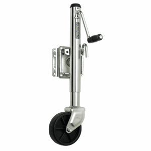 Fulton 1200 lbs. Swing Away Bolt On Single Wheel Jack