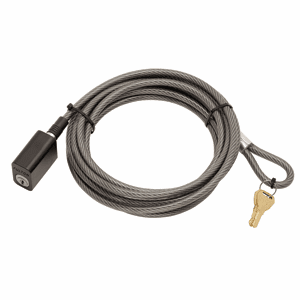 Fulton 15' Cable Lock with Key
