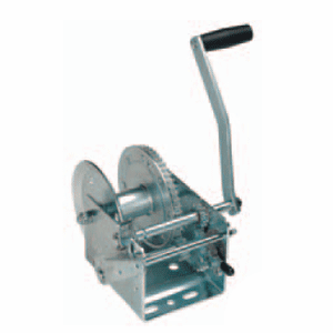 Fulton 2,000 lbs. Two Speed Rope Winch HP Series