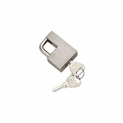 Fulton Bulldog Trailer Lock Stainless Steel Coupler Lock