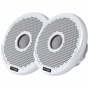 "Fusion 4"" Round 2-Way IPX65 Marine Speaker - 120W - (Pair) White"