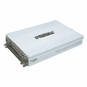 Fusion 500W, 4 Channel Amplifier
