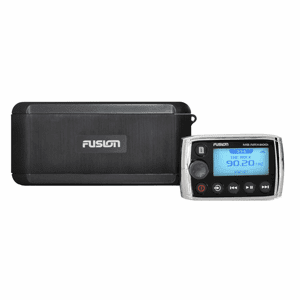 FUSION BB300R Black Box Marine Entertainment System w/Bluetooth & FUSION-Link - Includes NRX200i Wired Remote