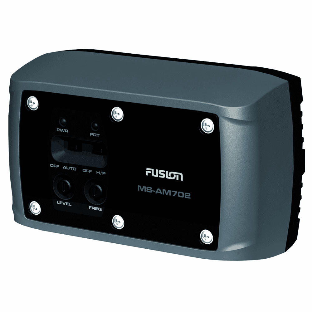 Fusion MS-AM702 Class D, 70W x 2 Zone Amplifier