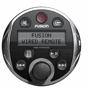 Fusion MS-WR600C Marine Wired Remote Control