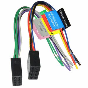 Fusion Replacement Wire Harness for 600 Series