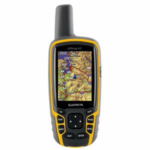 Garmin GPSMAP� 64 Rugged High Performance Handheld Worldwide