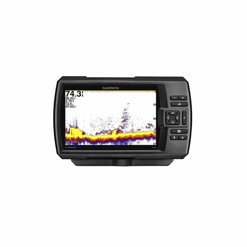 GARMIN STRIKER™ 7DV FISHFINDER W/77/200KHZ DOWNVÜ™ TRANSDUCER