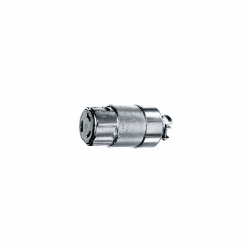 Hubbell HBL63CM64 Female Connector 50A 250V