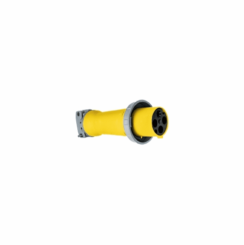Hubbell M4100C12R 100A 125/250V Female Connector