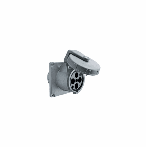 Hubbell M4100R12 100A 125/250V Dockside Receptacle