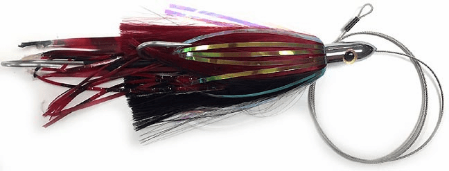 Ilander Lures Rigged for Hi Speed Wahoo Trolling