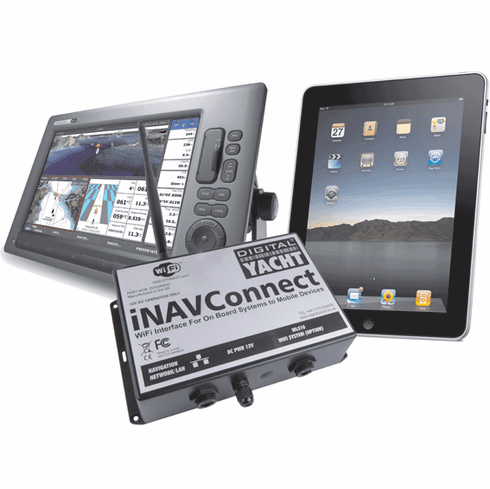 iNAV Connect 12V Wireless Router