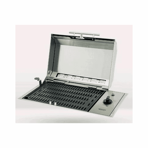 Kenyon Frontier Built-In Electric Grill / Analog
