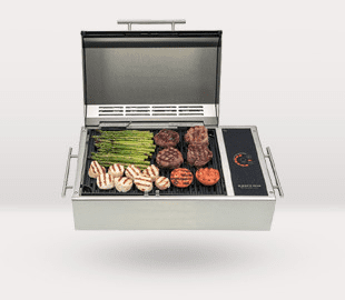 Kenyon Frontier Portable Electric Grill