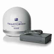 KVH Tracvision M1 Satellite TV Antenna System