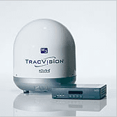 KVH Tracvision M3DX Satellite TV Antenna System