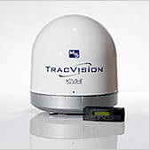 KVH Tracvision M5 Satellite TV with Gyrotrac US Configured