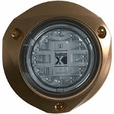 Lumitec SeablazeX Bronze Underwater Light