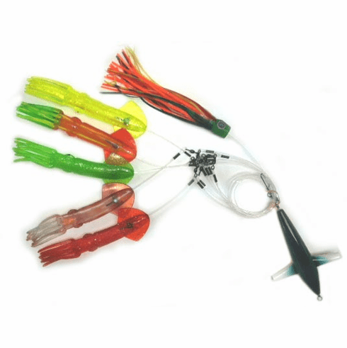 "MFS Large 12"" Squid Chain Teaser with Bird"