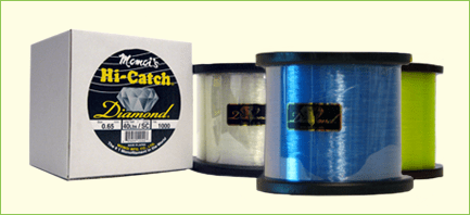 Momoi Diamond Monofilament Line 10Lb Spool