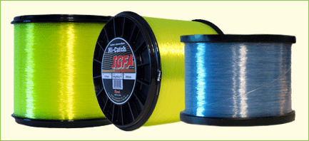 Momoi Hi-Catch IGFA Line 1Lb Spool