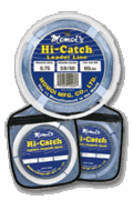Momoi's Hi-Catch Nylon Monofilament Leader Line 600Lb 100yd Coil