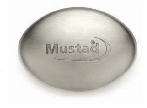 Mustad No-Scent Aluminium Soap Bar