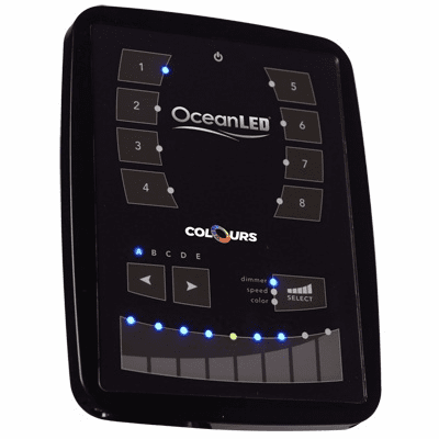 OceanLED DMX Wifi Touch Panel Controller