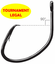 Owner 5114T Tournament Mutu Light Circle Hook